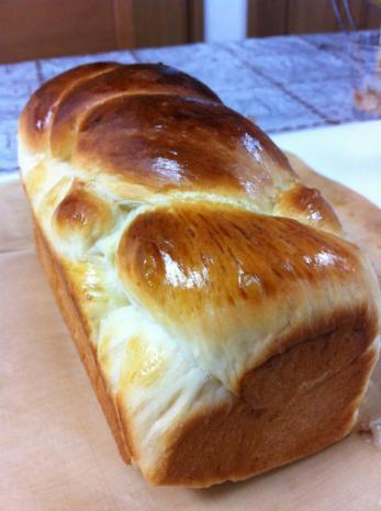Challah Bread - 1